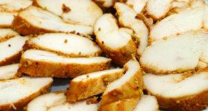 Домашняя пастрома из курицы в духовке отличная закуска