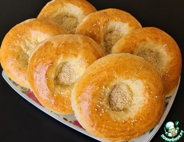 Мини домашний хлеб