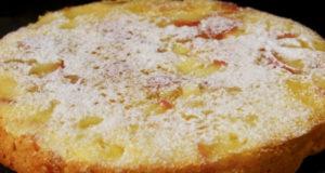 "Пирог ""Яблочная карамелька"""