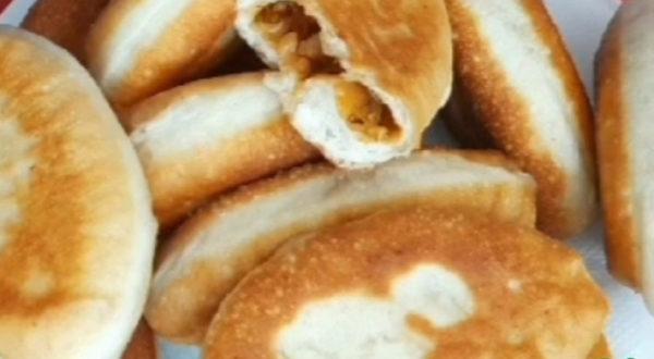 Жареные пирожки тесто для любой начинки