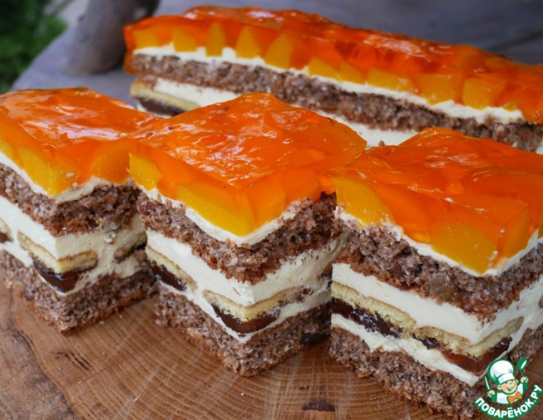 Торт Кора дуба