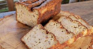 Мясной хлебец с печенью