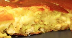 Пирог йогуртовый с куриным филе Находка