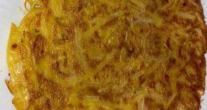 Картофельный блинчик