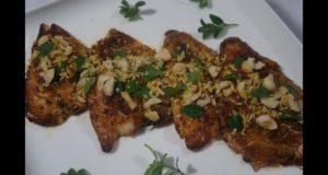 Рыба Дорадо в духовке