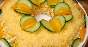 Салат с индейкой Объедение