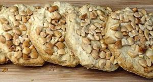 Соленое печенье с арахисом