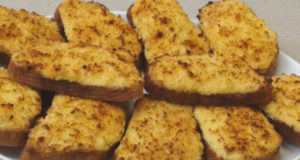 Бутерброды с плавлеными сырками