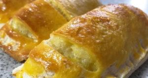 Пирожки из хлеба с картошкой