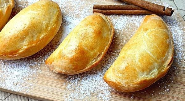 Пирожки с апельсином