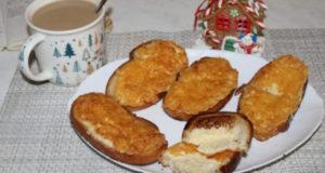 Бутерброды из старой тетрадки рецептов