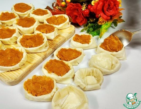 Пирожки с картошкой Питакия