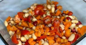 Морковный салат Рождественский