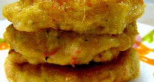 Крабовые котлеты с сыром