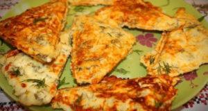 Ленивые хачапури (диетические)