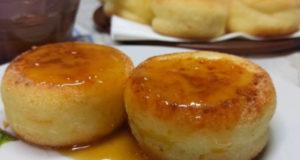 Сырники-пышки с манкой и апельсиновым соусом