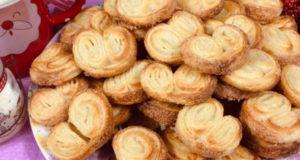 Вкусное Берлинское печенье Сердечки