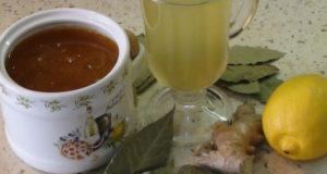 Чай с лавровым листом от кашля