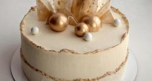 Универсальный дизайн торта