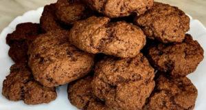 Песочное постное печенье