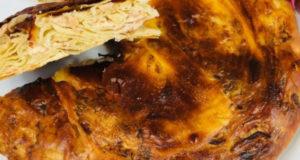 Катлама с мясом в духовке
