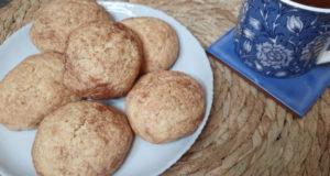 Воздушное печенье к чаю