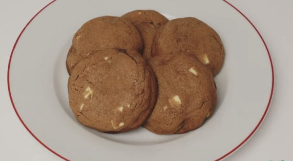 Печенье Нутелла