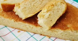 Хлеб как в детстве на сковороде