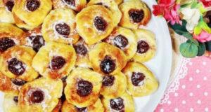 Нежное и полезное творожное печенье