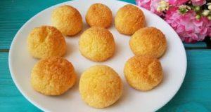 Кокосовые печенья без муки всего из 3 ингредиентов! Быстро! Легко! Просто