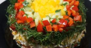 Праздничный салат Акцент