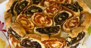 Пирог-торт «В гостях у сказки»