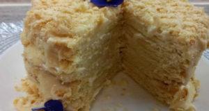 Наполеон проверенный временем рецепт вкуснейшего торта