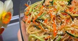 Салат за 5 минут из 3-х ингредиентов