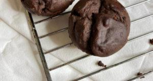 Постные шоколадные мафины