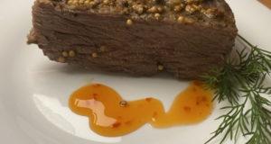 Простой рецепт приготовления говядины в духовке