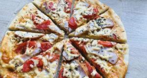 Тесто для пиццы в хлебопечке. Вкусная пицца 🍕