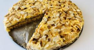 Миндальный торт Альмонди