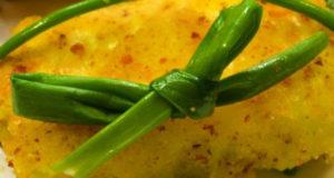 Шницели из капусты с сыром