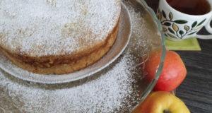 Венгерскийй яблочный пирог