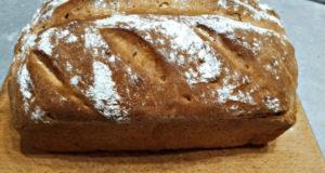 Хлеб пшенично-ржаной в духовке
