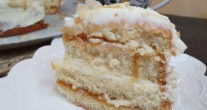 Бисквитный торт Дуэт