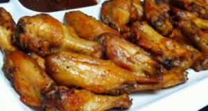 Куриные крылья в духовке