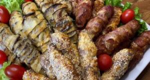 Домашние колбаски Чевапчичи