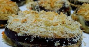 Закуска из баклажанов с помидорами и сыром