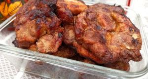 Ароматное мясо на углях