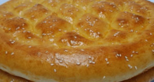 Турецкий хлеб Рамазан