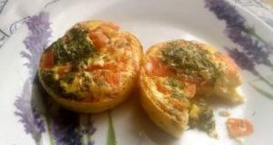 Вкусный легкий и красивый завтрак