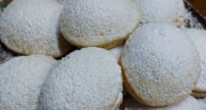 Песочное печенье с итальянским акцентом