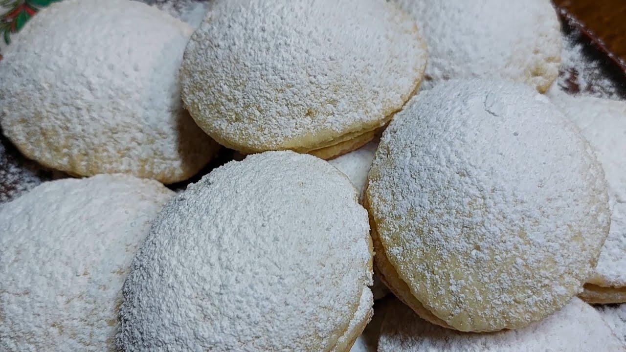 Нежное песочное печенье с итальянским акцентом